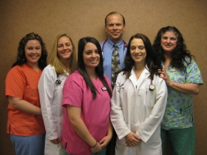 Oradel Animal Hospital Cardiology team